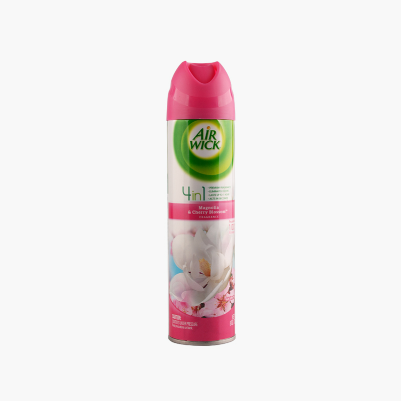 Air Wick, 2-in-1 Air Freshener (Plumeria & Wild Rose) 226g