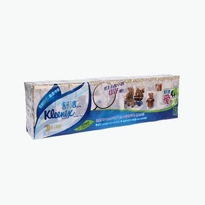 Kleenex, Pocket Tissue Packs (Teddy Bear) x10