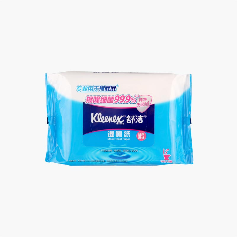 Kleenex Family Pack Wet Wipes 40pcs