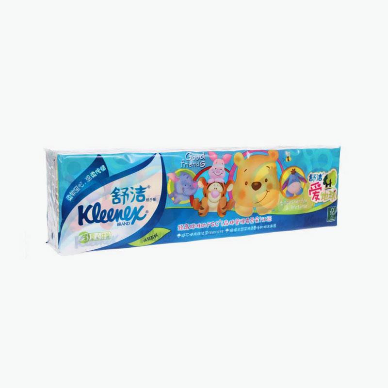 Kleenex, Pocket Tissue Packs (Disney) x10