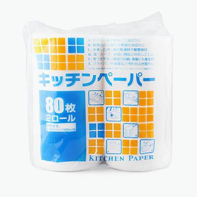 Yusei, Kitchen Paper Towel Rolls 80 x2