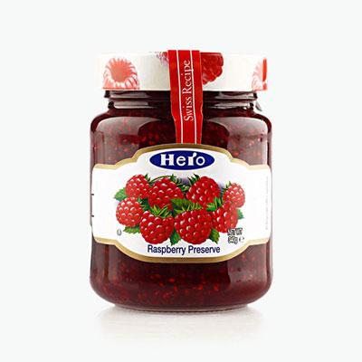 Hero, Raspberry Jam 340g