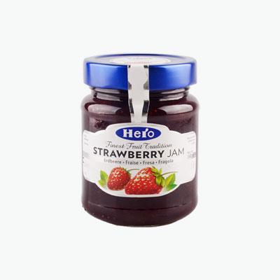 Hero, Strawberry Jam 340g