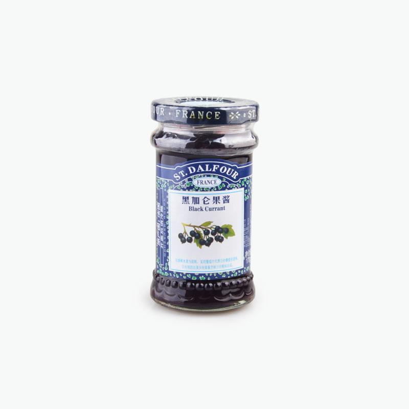 St. Dalfour, Black Currant Jam 170g