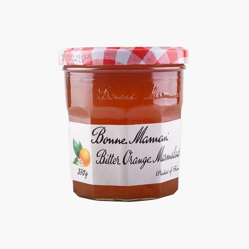 Bonne Maman, Bitter Orange Marmalade Jam 370g