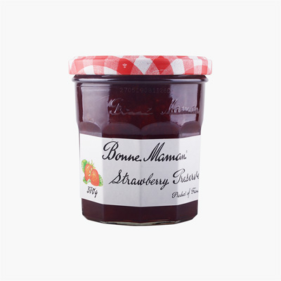 Bonne Maman, Strawberry Jam 370g