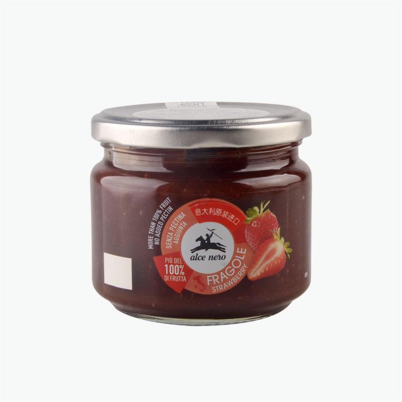 Alce Nero Strawberry Jam 270g