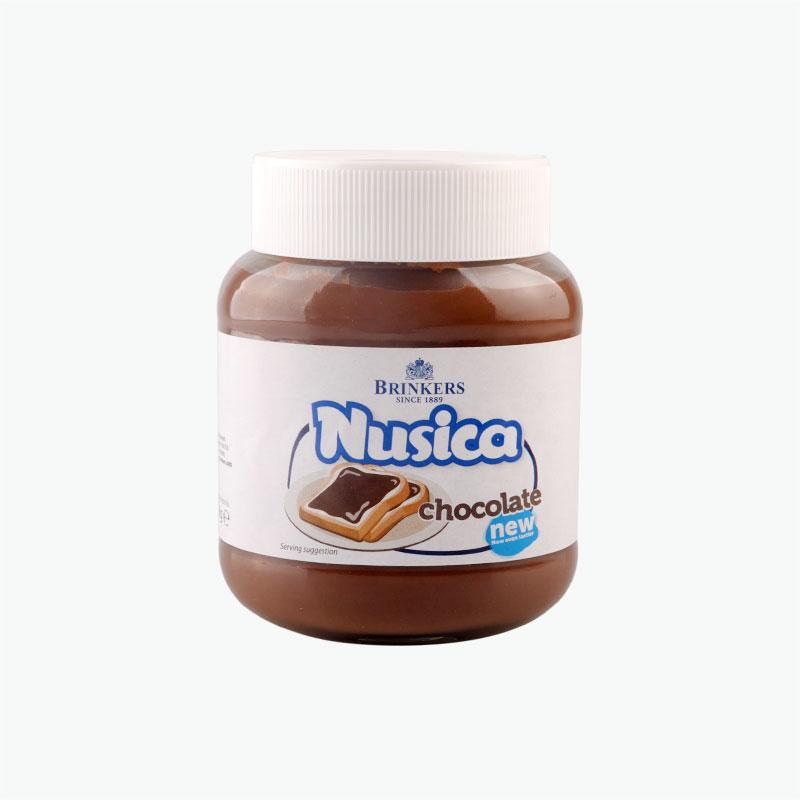 Brinkers Nusica Chocolate Spread 400g