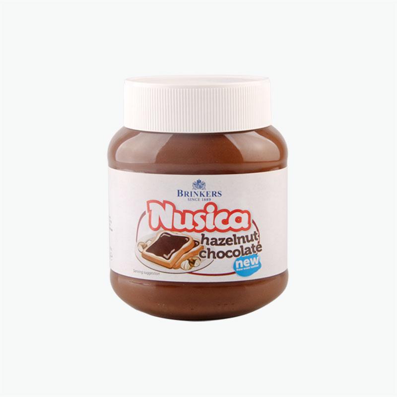 Brinkers Nusica Hazelnut Chocolate Spread 400g