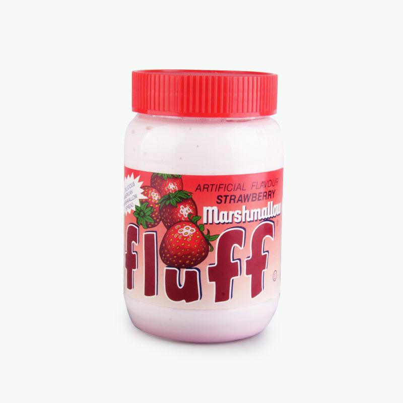 Fluff Strawberry Marshmellow 213g