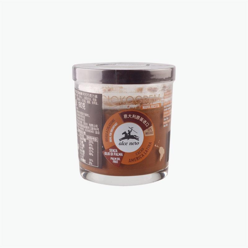 Alce Nero Hazelnut and Cocoa Spread  180g