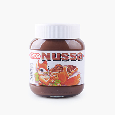 Cebe, 'Nussa' Hazelnut Chocolate Spread 400g