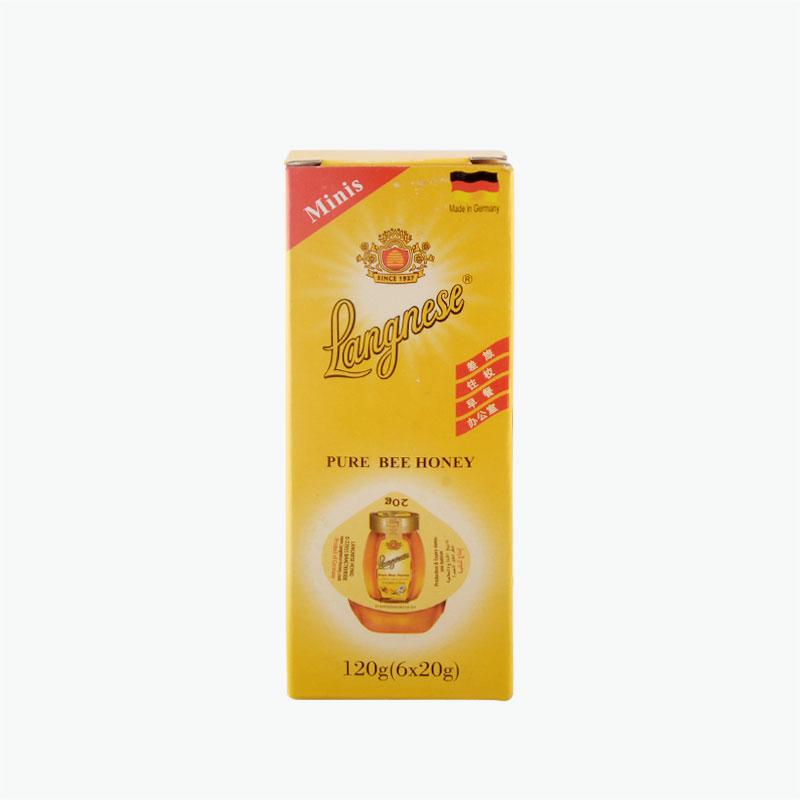 Langnese Pure Bee Honey Mini Packs 6pcs