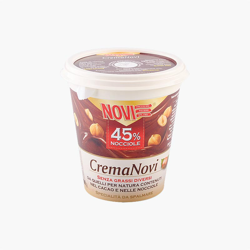 Novi Hazelnut Chocolate Sauce 200g
