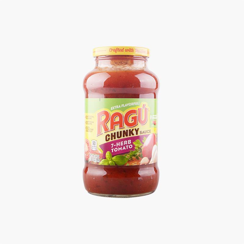 Ragu Robusto 7-Herb Tomato Pasta Sauce 680g