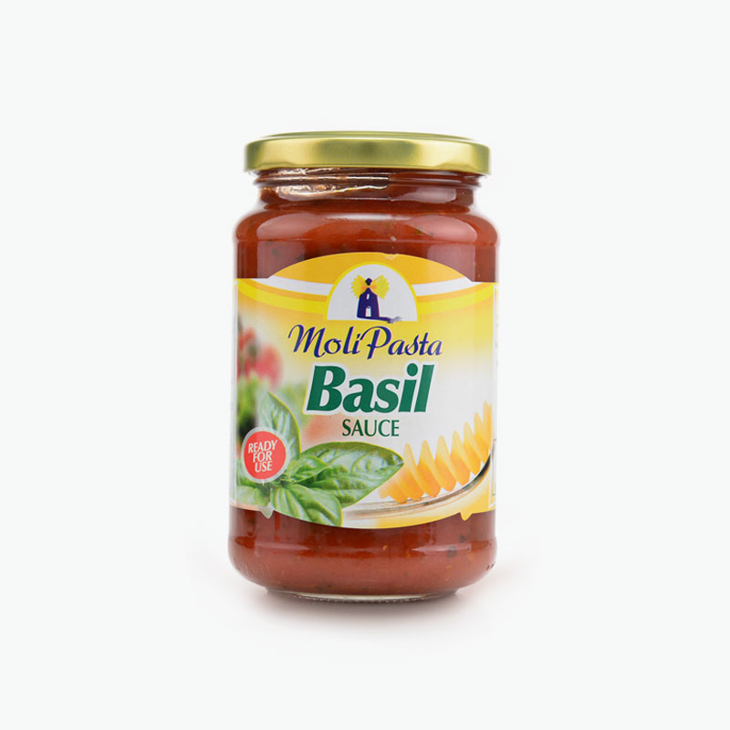 Moli Basil Pasta Sauce 350g