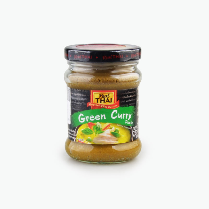 Real Thai, Green Curry Paste 227g