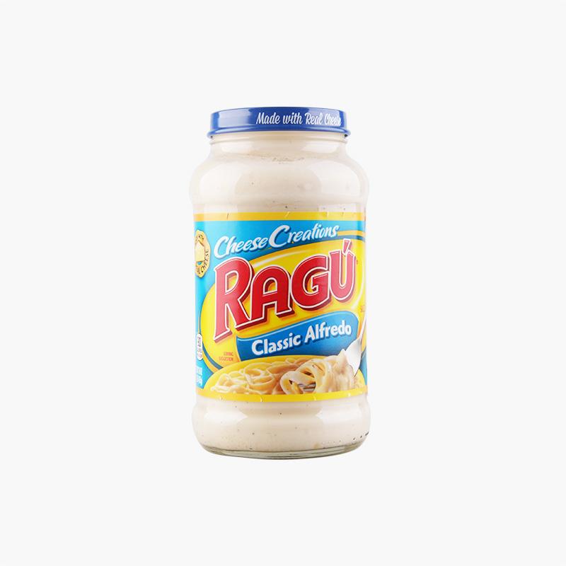Ragu Cheesy Classic Alfredo Sauce 453g