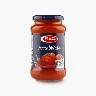 Barilla Arrabbiata Spicy Spaghetti Sauce 400g