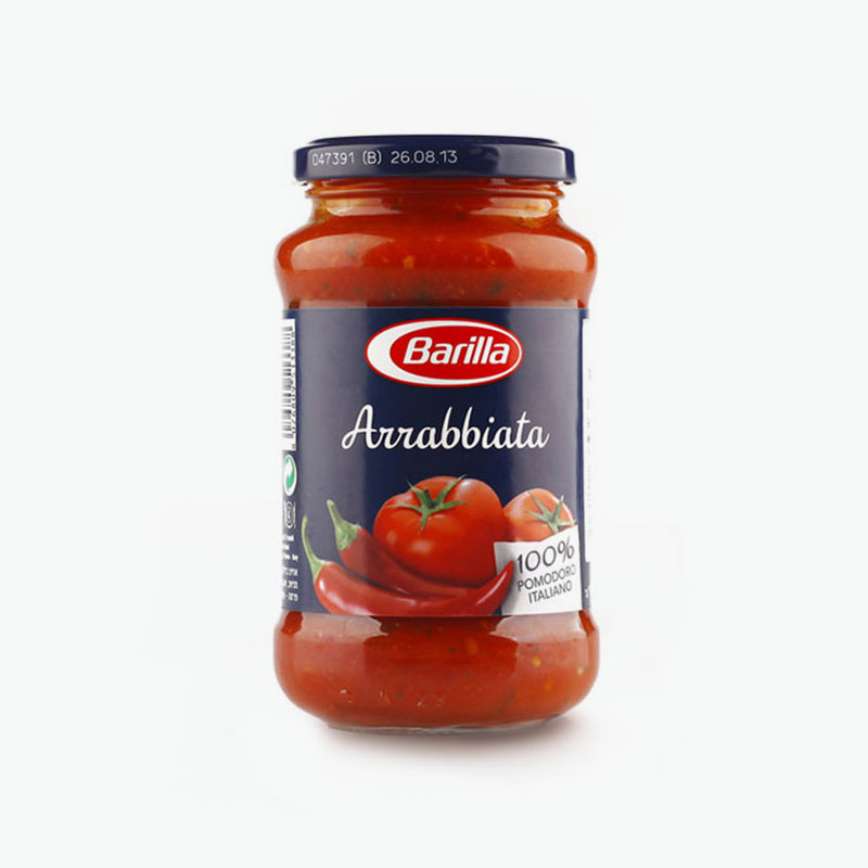 Barilla, Arrabbiata Spicy Spaghetti Sauce 400g