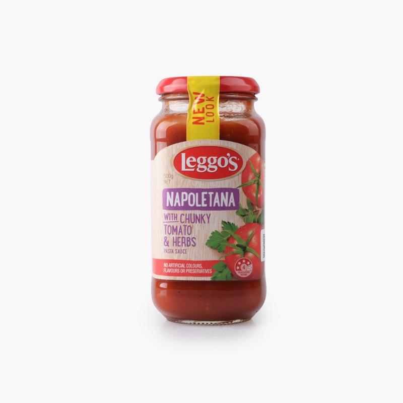 Leggo's, Napoletana Pasta Sauce 500g