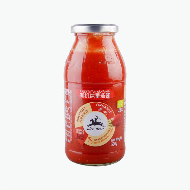 Alce Nero, Organic Tomato Puree 500g