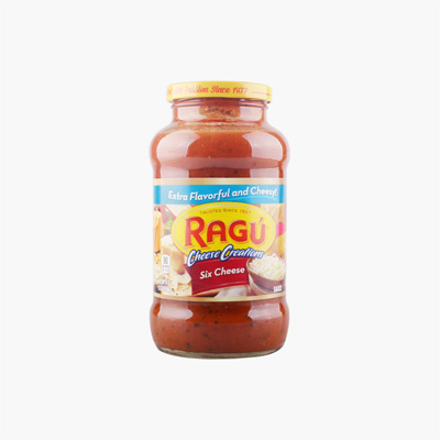 Ragu Robusto Six Cheese Pasta Sauce 680g