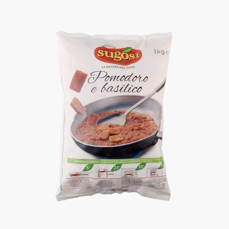 Surgital Pastasi Pomodoro e Basilico 1kg