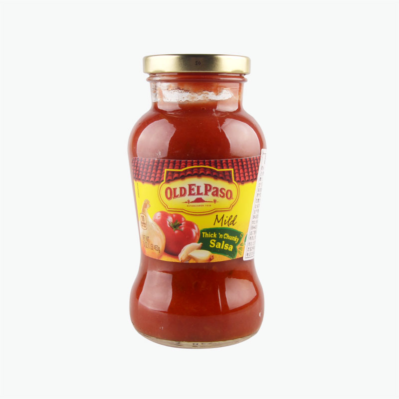 Old El Paso Thick n Chunky Salsa Mild 453g