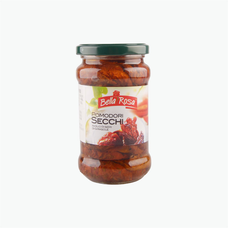 Bella Rosa, Dried Tomatoes in Oil 280g