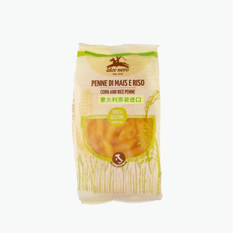 Alce Nero Gulten Free Corn and Rice Penne 250g