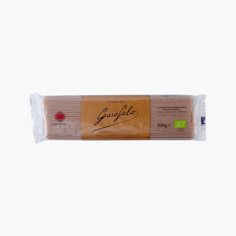 Garofalo Organic Whole Wheat Spaghetti 500g