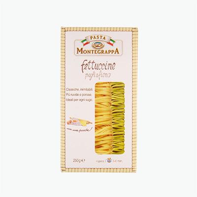 Montegrappa Fettuccine Paglia & Fieno Egg Pasta 250g