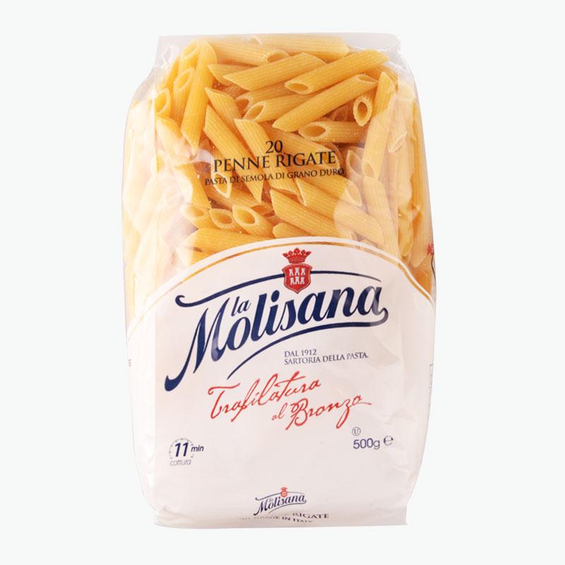La Molisana, Penne Ziti Rigate 500g