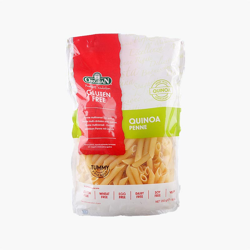 Multigrain Penne Pasta with Quinoa 250g
