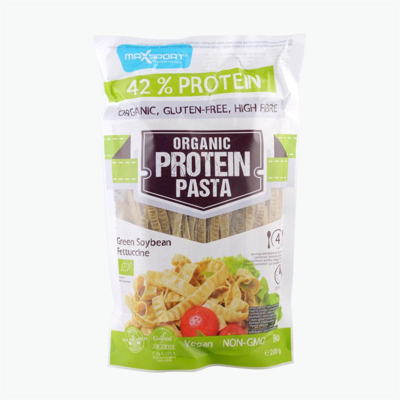 Maxsport Protein Green Soybean Fettuccine 200g