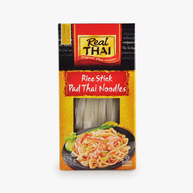 Real Thai, 'Rice Stick' Pad Thai Noodles (10mm) 375g