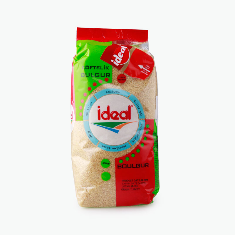 Ideal, Fine Bulgur 1kg