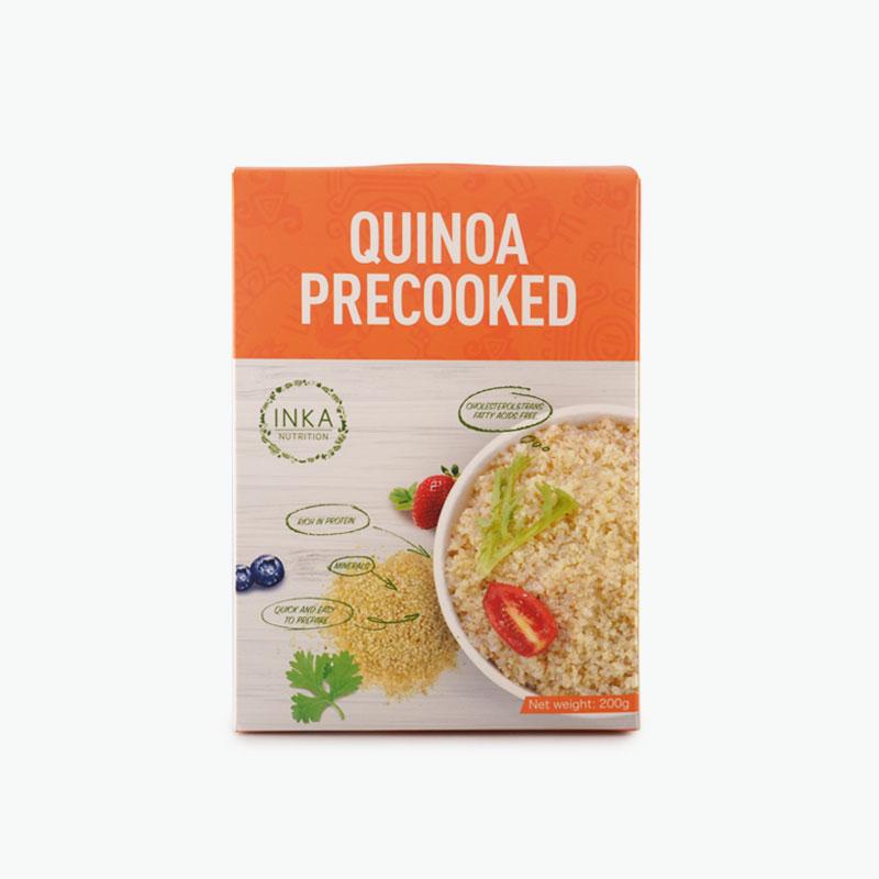Inka PreCooked Quinoa 200g