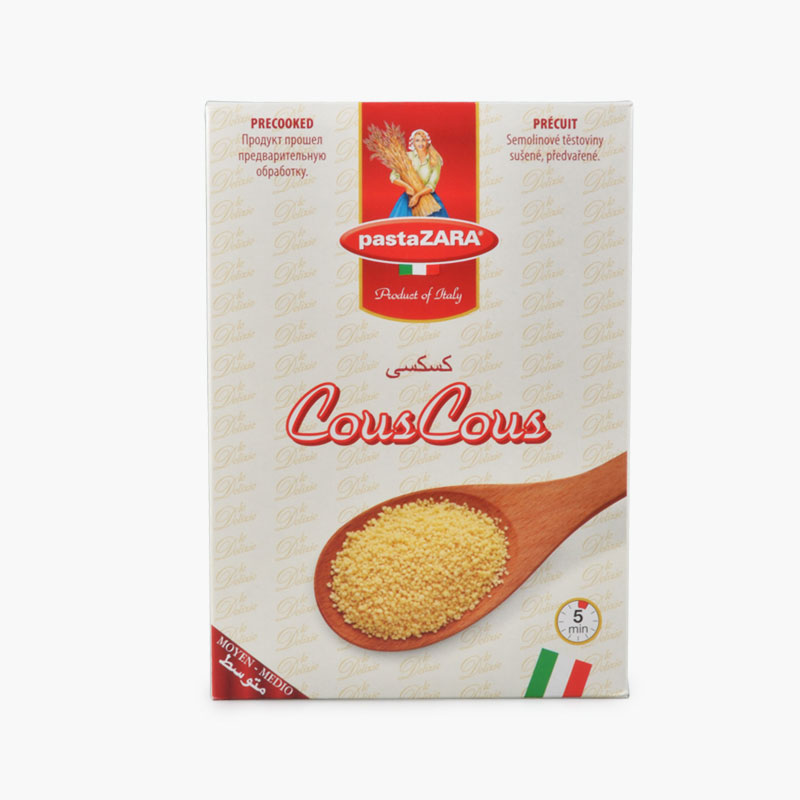 Pasta Zara Couscous 500g