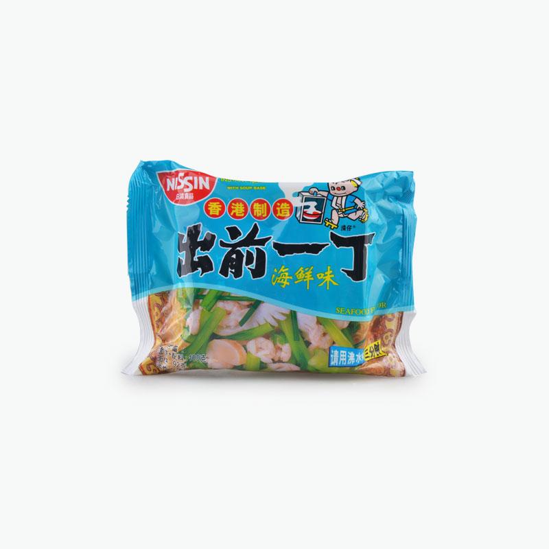 Nissin, Demae Ramen (Seafood) 100g