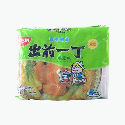 Nissin Demae Ramen 5 Pack (Chicken) 500g