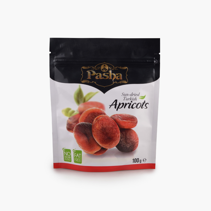 Pasha, Natural Sundried Apricots 100g