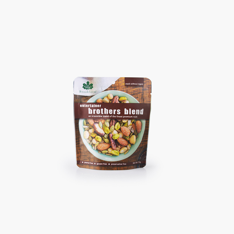 Brookfarm, 'Entertainer Brothers Blend' Mixed Nuts 75g