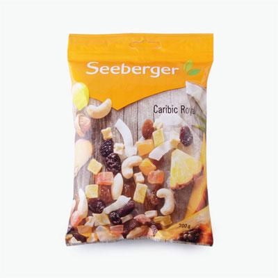 Seeberger, Caribbean Mix 200g