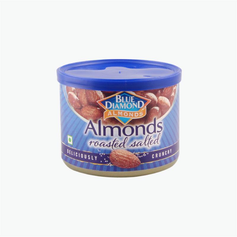 Blue Diamond, Roasted Salted Almonds 150g