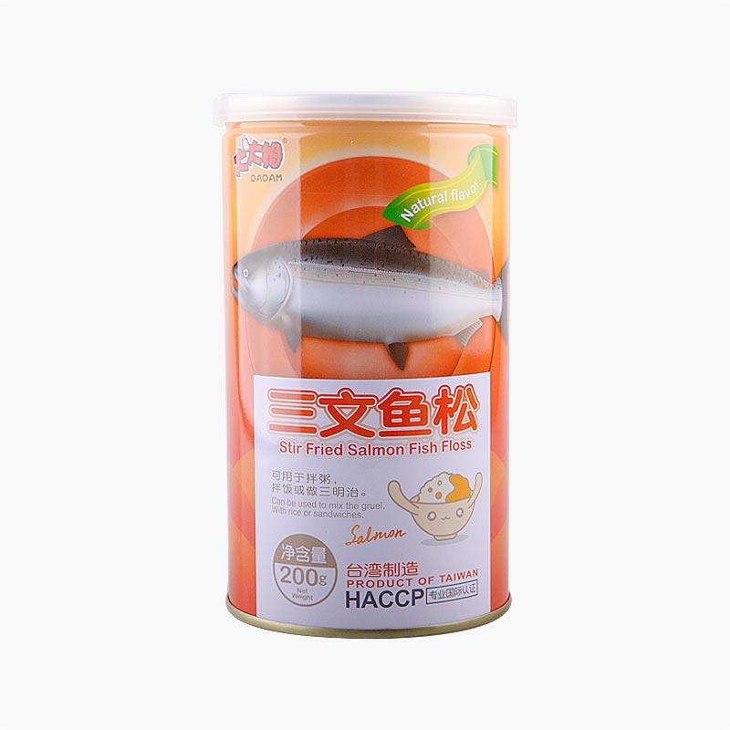 Dadam Sesame Seaweed Dried Meat Floss 200g