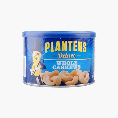Planters Whole Cashews 240g