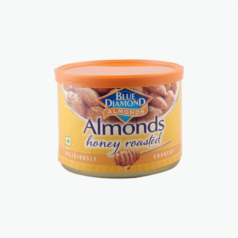 Blue Diamond, Honey Roasted Almonds 150g
