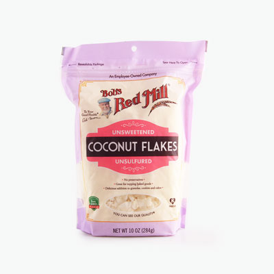 Bob's Red Mill Coconut Flakes 284g